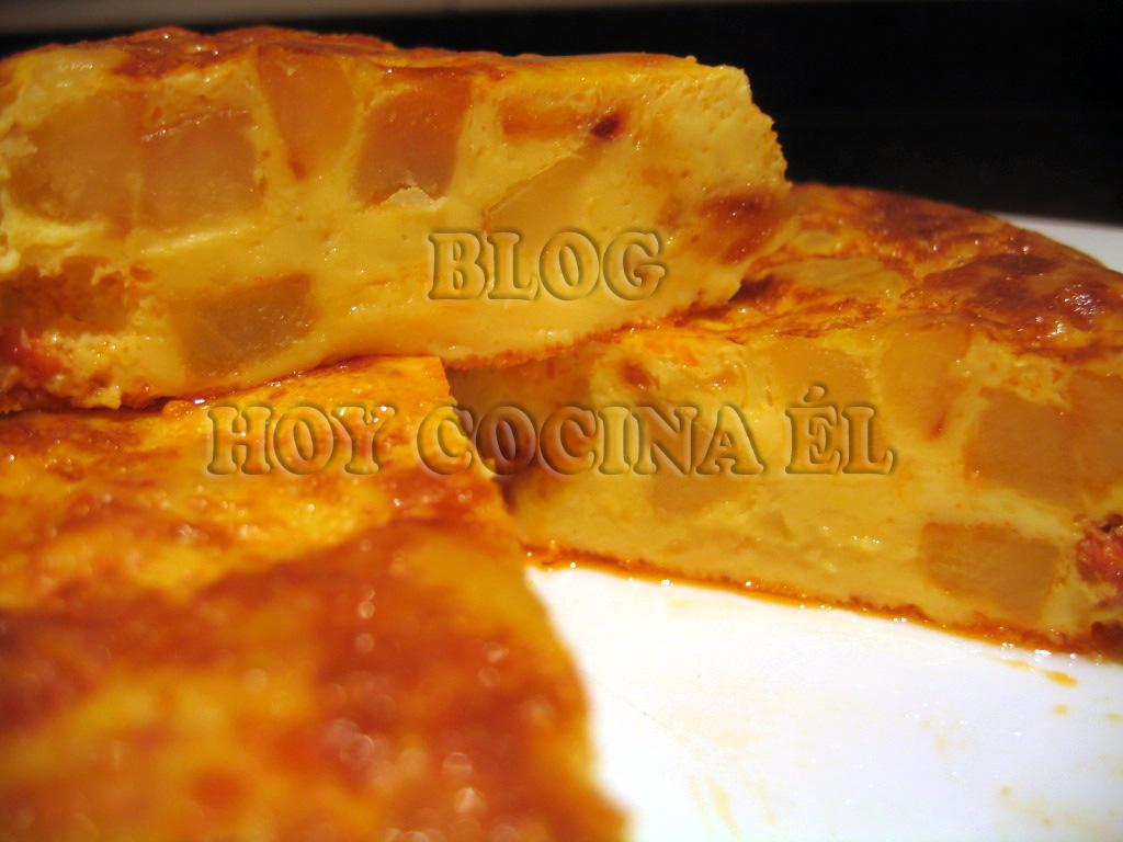 Tortilla Robochef Hoy Cocina L Robot De Cocina ~ Tortilla De Patatas Baja En Calorias