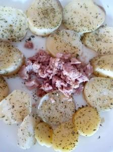 Ensalada de patata - Hoy cocina él